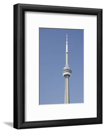 View of Cn Tower, Toronto, Ontario, Canada