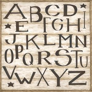 Alphabet by Cindy Shamp