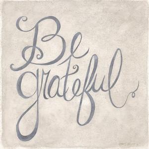 Be Grateful by Cindy Shamp