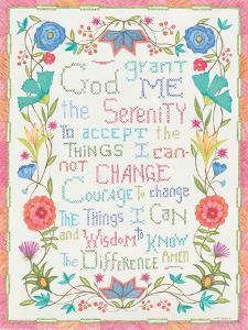 Grant Me Serenity by Cindy Shamp