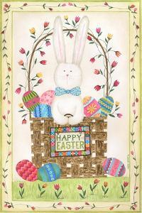 Happy Easter Basket by Cindy Shamp