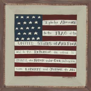 I Pledge Allegiance by Cindy Shamp