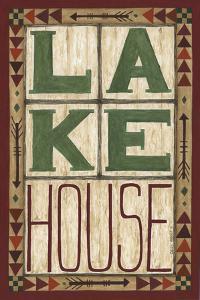 Lake House by Cindy Shamp