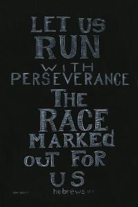 Let Us Run by Cindy Shamp