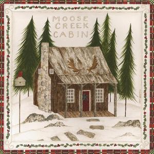 Moose Creek Cabin by Cindy Shamp