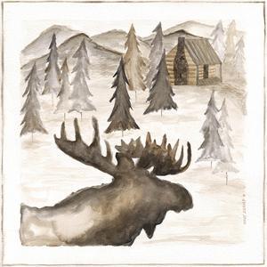 Moose by Cindy Shamp