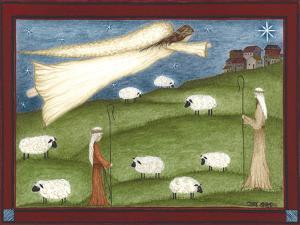 Nativity Shepherds by Cindy Shamp