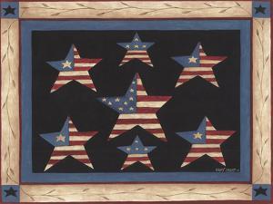 Patriotic Stars by Cindy Shamp