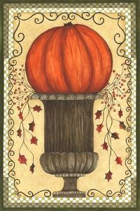 Put That Pumpkin on a Pedestal by Cindy Shamp
