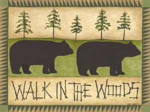 Walk in the Woods by Cindy Shamp