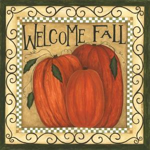 Welcome Fall by Cindy Shamp