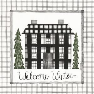 Welcome Winter by Cindy Shamp
