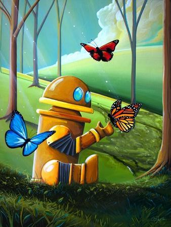 Bot and the Butterflies