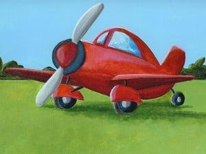 Lil' Airplane by Cindy Thornton