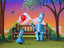 Beautiful Day For A Picnic-Cindy Thornton-Art Print