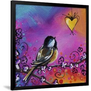 Song Bird I by Cindy Thornton
