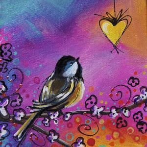 Song Bird I by Cindy Thornton