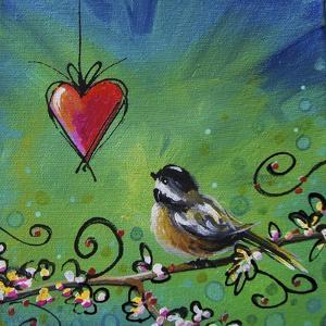 Song Bird II by Cindy Thornton