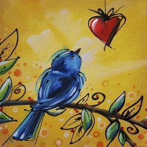 Song Bird IV by Cindy Thornton