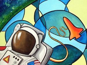 Space Walk by Cindy Thornton