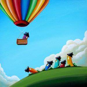 Up, Up and Away by Cindy Thornton