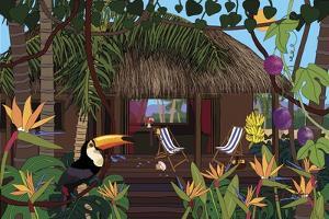Castaway Island Home by Cindy Wider