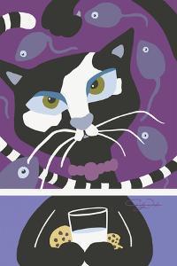 Cat Nap Dreams by Cindy Wider