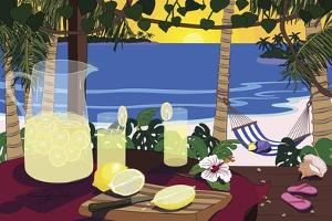 Lemonade Sunset by Cindy Wider