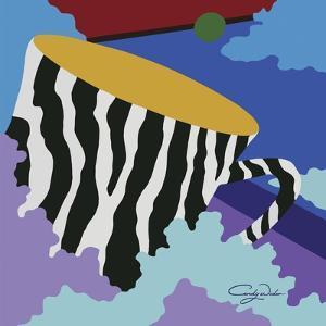 My Zebra Cup by Cindy Wider