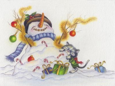 Snowman-Cuddles