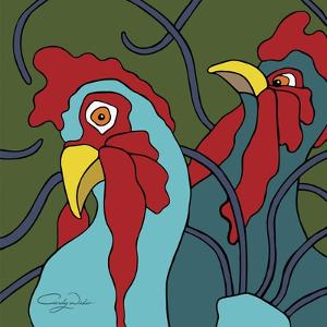 Spring Chickens by Cindy Wider