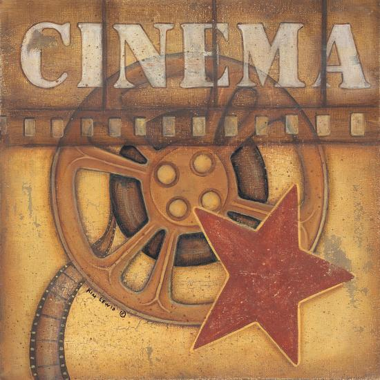 Cinema-Kim Lewis-Art Print