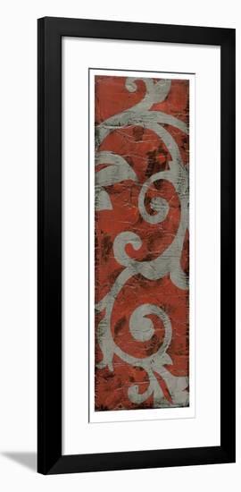 Cinnabar & Stone I-Jennifer Goldberger-Framed Limited Edition