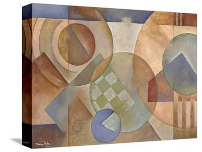 Cinnamon Connection-Marlene Healey-Stretched Canvas Print