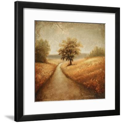 Cinnamon Road I-Michael Marcon-Framed Premium Giclee Print
