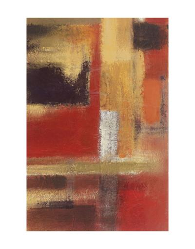 Cinnamon Sunset-Candice Alford-Art Print