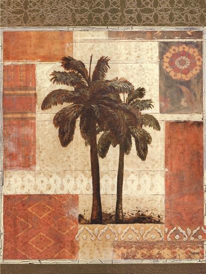 Cintamani II-William Galvez-Art Print