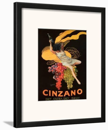 Cinzano-Leonetto Cappiello-Framed Art Print