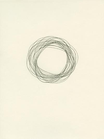 Circle 9-Jaime Derringer-Giclee Print