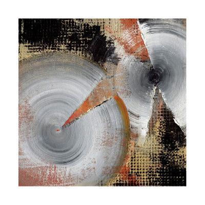 Circle Abstract I-Noah Li-Leger-Giclee Print