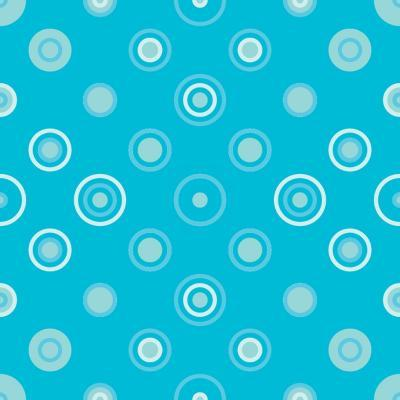 Circle Abstract Pattern.Halftone Dotted Seamless Texture for Your Design.- Miloje-Art Print