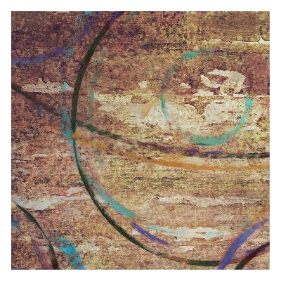 Circle Around I-Taylor Greene-Art Print