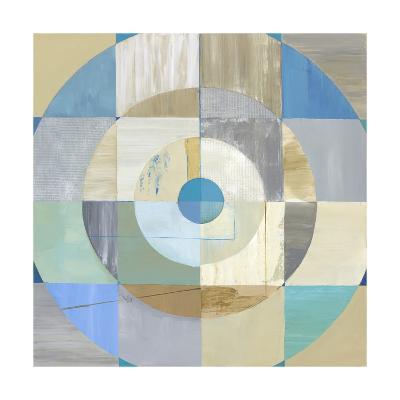 Circle Center I-Julie Joy-Art Print