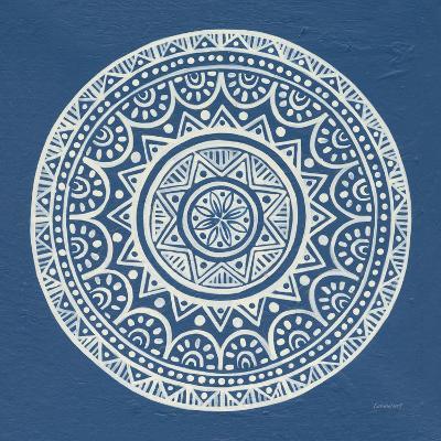 Circle Designs II-Kathrine Lovell-Art Print