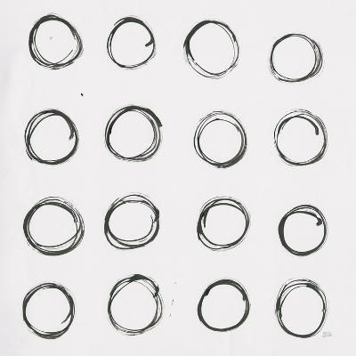 Circle Element 3-Melissa Averinos-Art Print