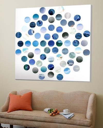 Circle Grid D-THE Studio-Loft Art