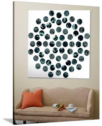 Circle Grid L-THE Studio-Loft Art