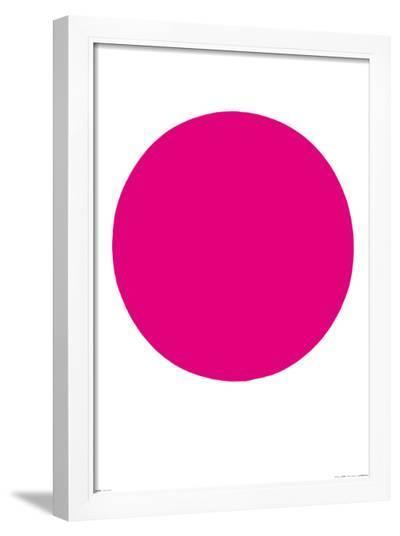 Circle I, 2010-Freyheit-Framed Art Print