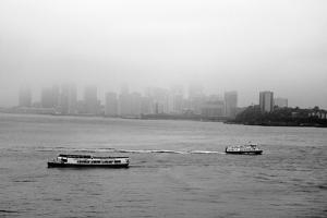 Circle Line Hudson River NYC