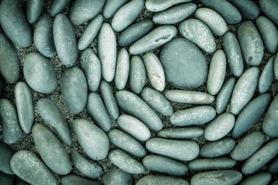 Circle of Stones-Kathy Mahan-Premium Photographic Print